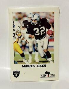 1985-Oakland-Raiders-NFL-Football-15-card-Team-Police-Set