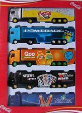 Coca Cola 5er Set (Highlights 2003)   (OVP) NEU