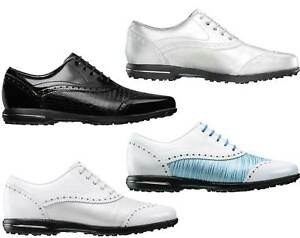 75d49f1805dcf Image is loading Ladies-FootJoy-Tailored-Collection-Womens-Golf-Shoes-New-