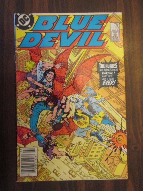 Blue Devil #10 (Mar 1985, DC)