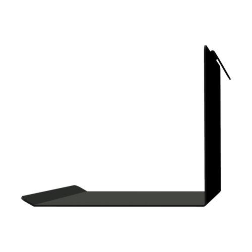 Tablett für Spalier carbon schwarz 16 x 14 cm Flora L.A h 16 cm
