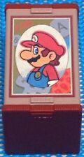 Club Nintendo Limited Mario Hanafuda Japanese playing cards Red Japan NEW F/S