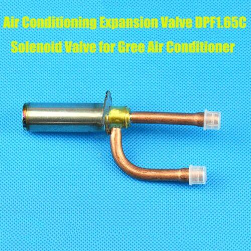 Expansion Valve DPF1.65C Solenoid Q0116C105 for Gree Air Conditioner Repair Part