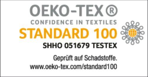 RIDDER Duschvorhang Textil Helgoland 180x200 cm blau Textilvorhang Vorhang