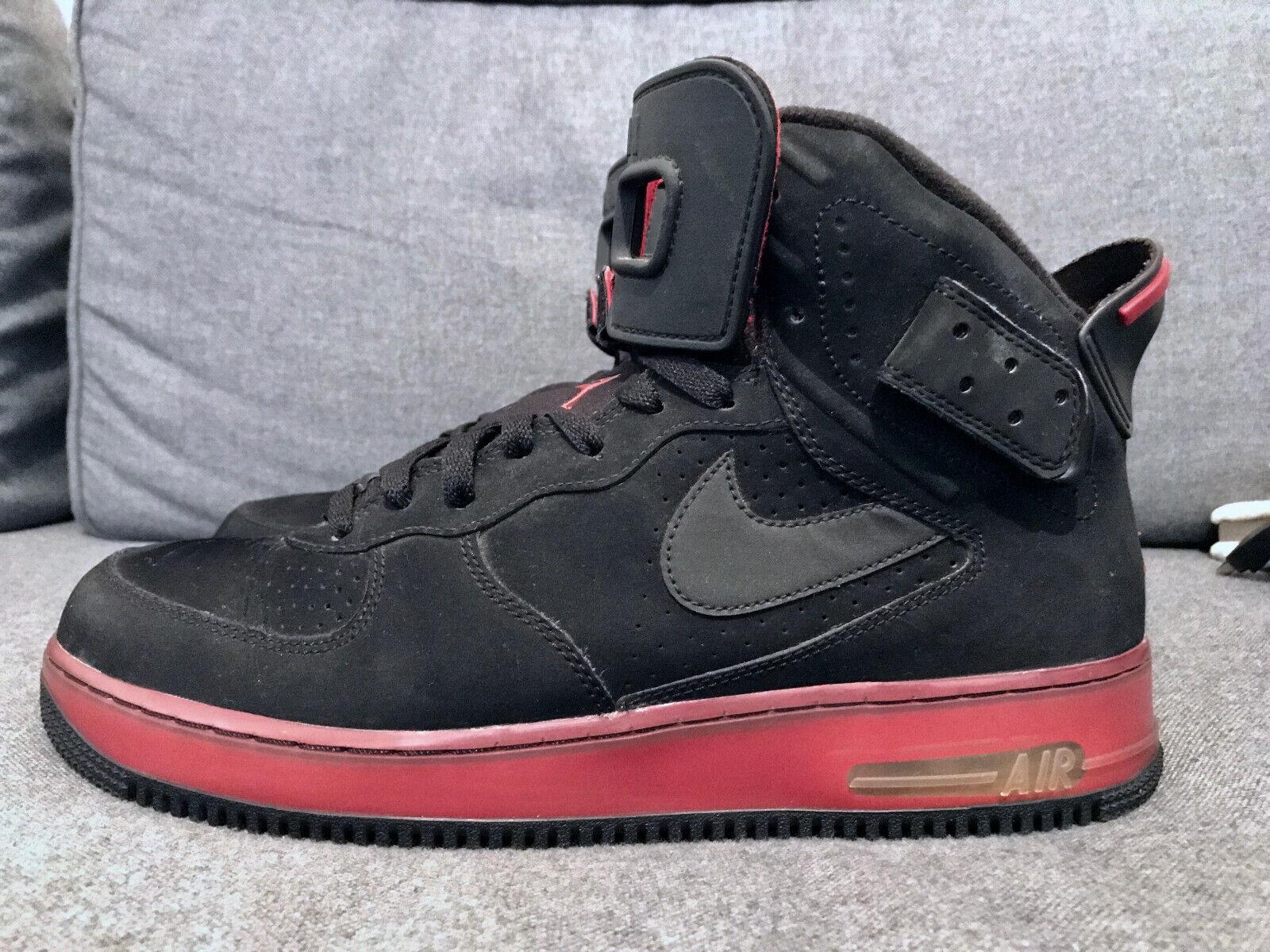 more photos 14dcd 913d9 Nike Air Jordan 6 Black Varsity Red AJF 6 Infrared 343064 ...