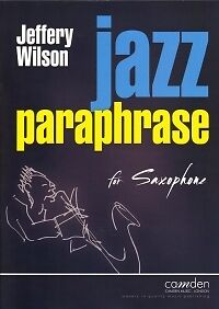 Lower Price with Wilson Jazz Paraphrase Saxophone Musical Instruments & Gear