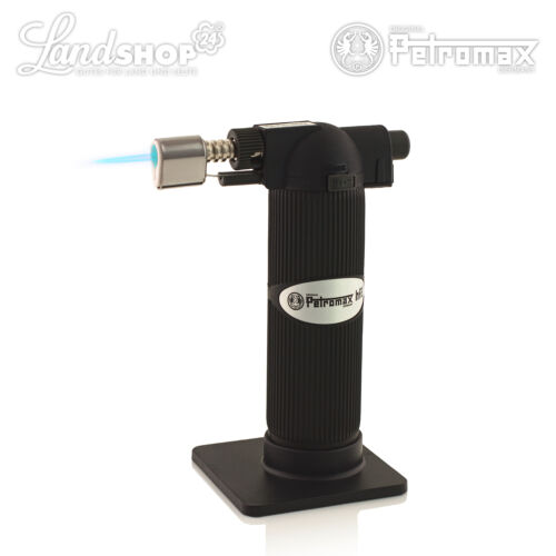 Männergeschenk Petromax hf2 Profi-Gasbrenner 1300°C flambierer Anzünder Piezo