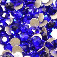 20 STRASS Cristal SWAROVSKI Bleu Cobalt Blue 1,8 mm Nail Art bijoux d'ongles