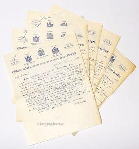 1 5 Feldpost-briefe 1914-15 Weltkrieg Oberst Ferd Freiherr Von Reitzenstein