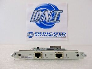 Juniper-JX-2T1-RJ48-S-Dual-Port-D1-E1-Module-J2320-J2350-J4350-SSG-Series-MMN