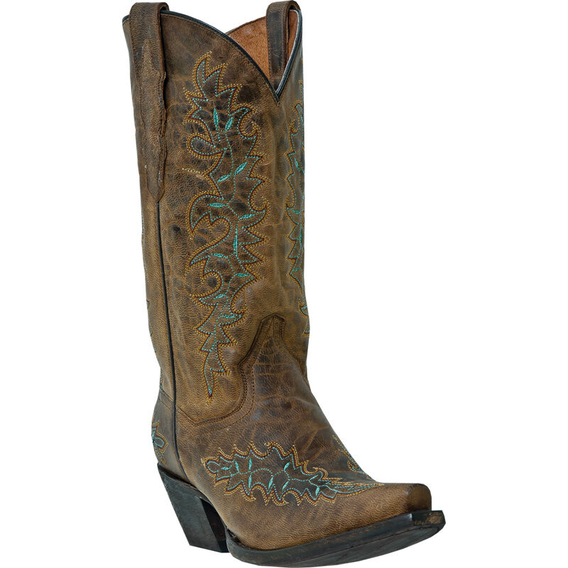 DAN POST Ladies Elizario Western Boots DP3559 NIB New