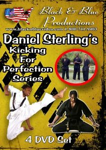 All-4-Daniel-Sterling-039-s-XMA-Extreme-Tricking-Series-Instructional-4-DVDs