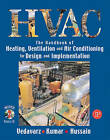 Heating, Ventilation and Air Conditioning Handbook by M. Hussain, A. Vedavarz, S. Kumar (Hardback, 2005)