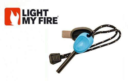 Fire Starter FireSteel Scout 2.0 Light LIGHT BLUE Starter Survival Gift Gear