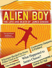 LINDSTROM,BRIAN-ALIEN BOY:LIFE AND DEATH OF JAMES CHA DVD NEW
