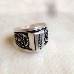 bague-berbere-artisanat-maroc-berber-ring-craft-Morocco