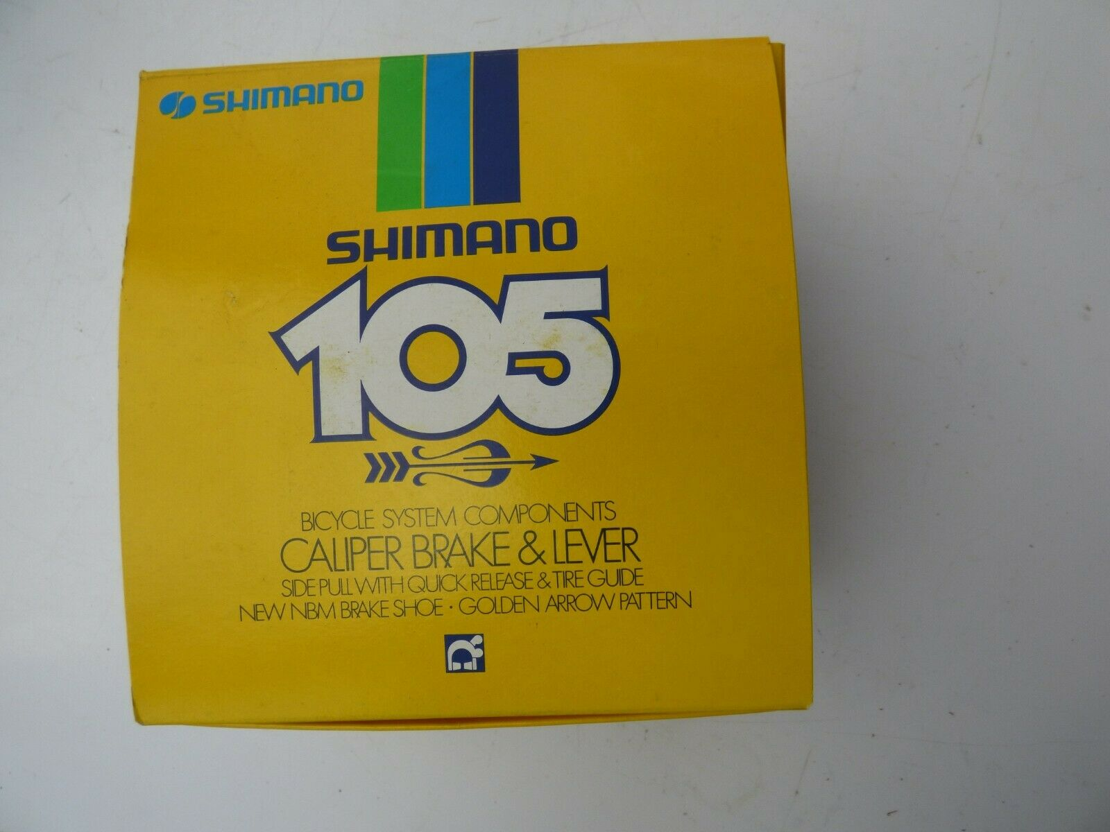 SHIMANO 105 oroEN ARROW BRS105  BLH105 BRAKE SET  NOS  NIB