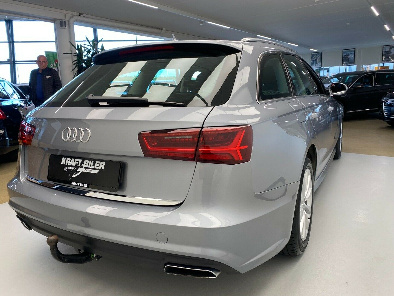 Billede af Audi A6 2,0 TFSi 252 Avant S-tr.