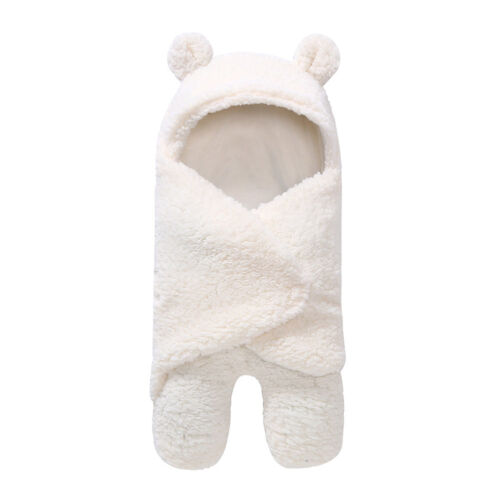 Newborn Baby Boys Girls Swaddle Sleeping Bag Wrap Blanket Photography Prop US