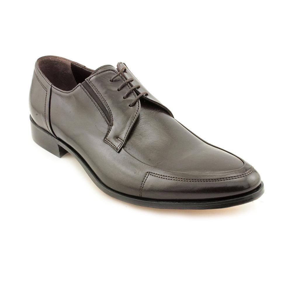 New Italy Gianfranco Ferre GFF Pelle Dress Oxford Slip On Moccasin Shoe 44 11