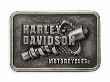 HARLEY-DAVIDSON - BELT BUCKLE - REPLACEMENT GIFT VINTAGE STYLE CLIP HOOK