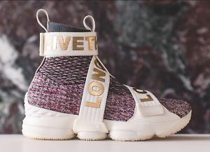 "KITH x Nike LeBron XV Perf ""Rose Gold"" US 8 /  Cheap and beautiful fashion"