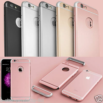 Luxury Ultra-thin Shockproof Armor Back Case Cover for Apple iPhone 5 5s SE