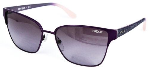 Vogue Damen Sonnenbrille  VO3983-S 965-S//8H 58mm violett ////269 32