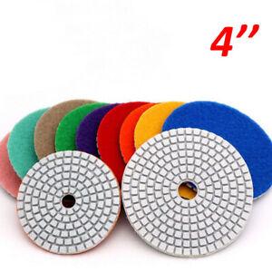 19tlg Diamant Polierscheiben Schleifpad Polierpad Steinschleifer Für Granit