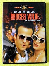 Deuces Wild ~ DVD Movie ~ Stephen Dorff, Frankie Muniz, Brad Renfro ~