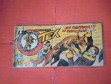 TEX STRISCIA ORIGINALE TERZA 3° NUOVA SERIE  N° 26-AUDACE 1951 -GALEP GALLEPPINI