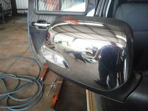 HOLDEN-COLORADO-RIGHT-DOOR-MIRROR-RC-POWER-CHROME-TYPE-Suits-09-11