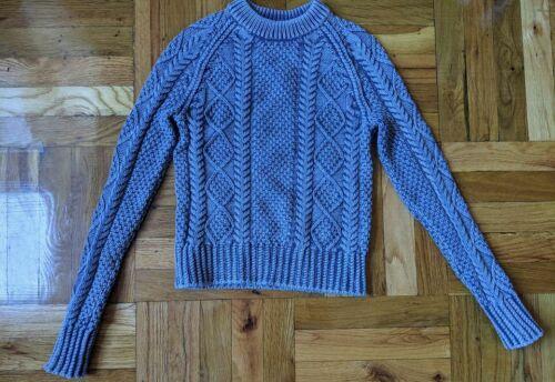 LLBean Signature Cotton Fisherman Sweater