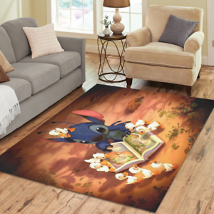 Details About Home Decor Area Rugs Lilo And Sch Floor Mat Living Room Carpets Doormats