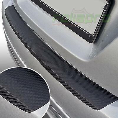 160/µm 3D Carbon schwarz Lackschutzshop Ladekantenschutz Lackschutzfolie Schutzfolie in 3D Carbon Black passend f/ür Fahrzeug Modell Siehe Beschreibung