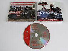 LIZZY BORDEN Menace to Society CD 1986 VERY RARE ORIG 1st PRESS USA on ENIGMA!!!