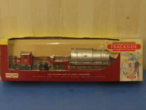 Trackside-DG112000-1-76-Scammell-Cargador-de-tractor-con-Artic-bajo-y-carga-Wynns