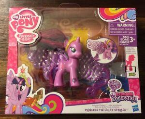 My Little Pony G4 Explore Equestria Shimmer Flutters Princess Twilight Sparkle Ebay