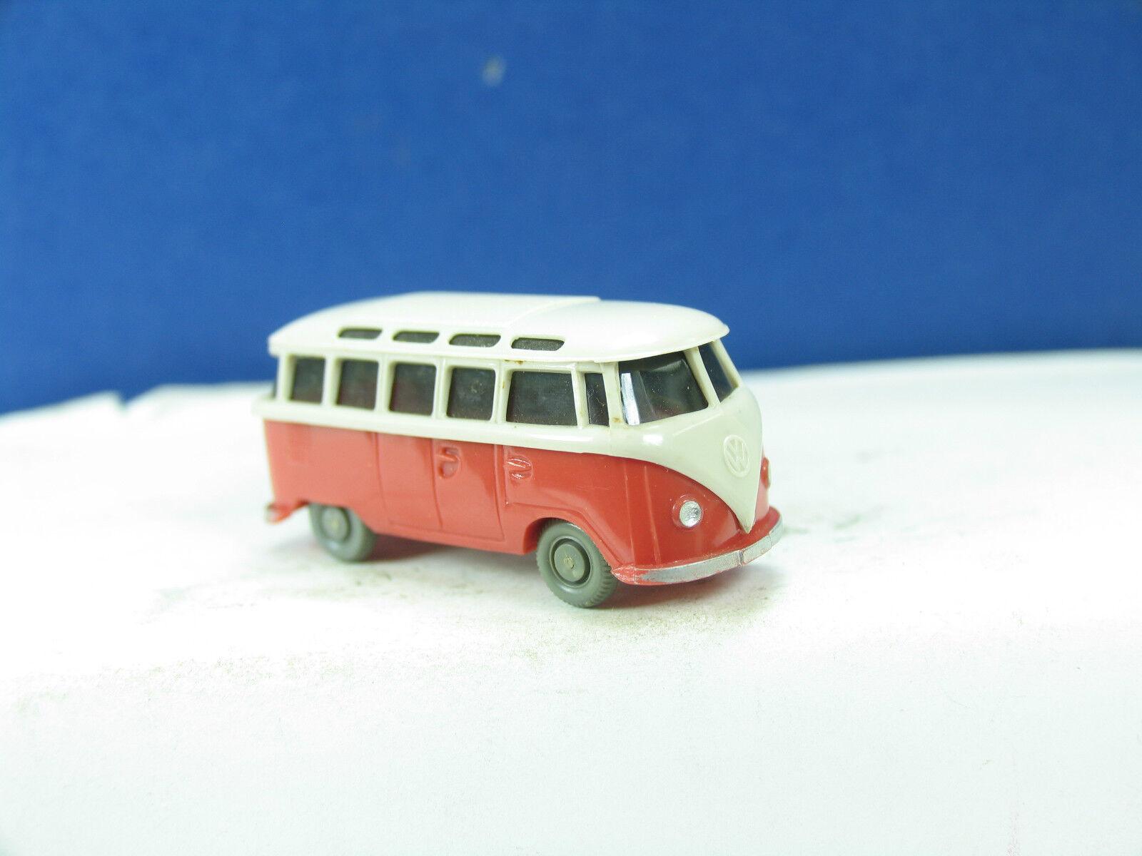 Wiking 317 vw sonderbus t1 samba bus w539