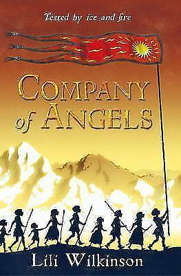 1 of 1 - Lili Wilkinson, Company of Angels, Very Good Book
