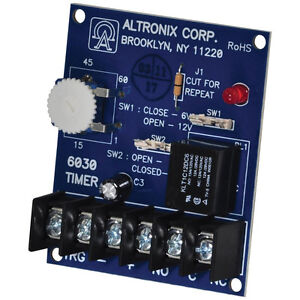 Altronix 6062 Multi-purpose Timer 12 or 24 VDC | eBay on pool pump timer wiring, timer washing machine wiring, omron timer wiring, timer wiring diagram, timer contactor wiring, apexi turbo timer wiring, timer switch wiring, timer switch schematic,