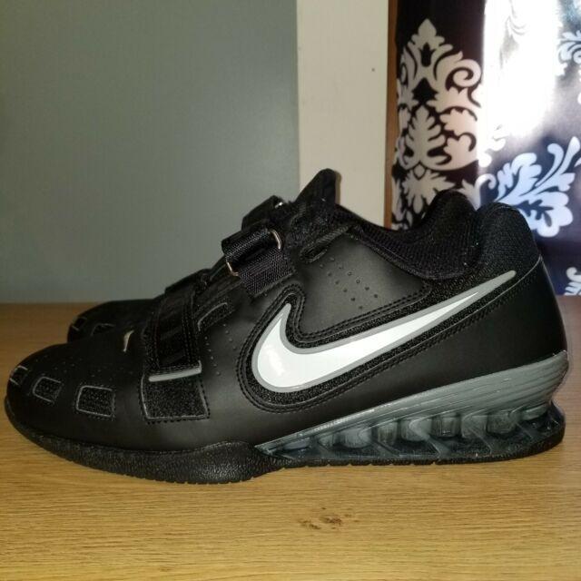Size 12 - Nike Romaleos 2 Black for
