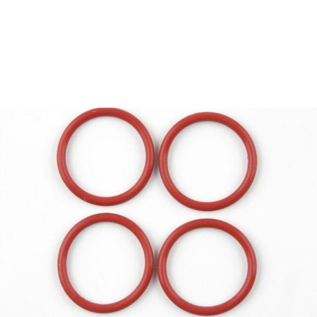 10 PCS Silikon O Ring Dichtung Dichtungsring 7 mm x 13 mm x 3 mm