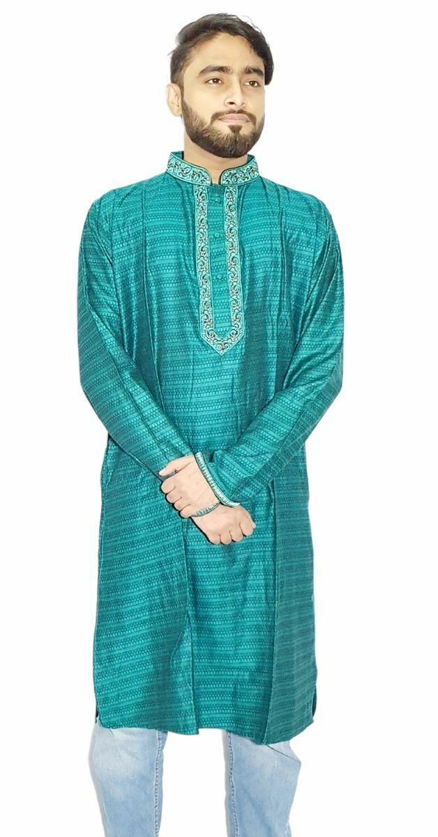 Opal green Bangladeshi Punjabi