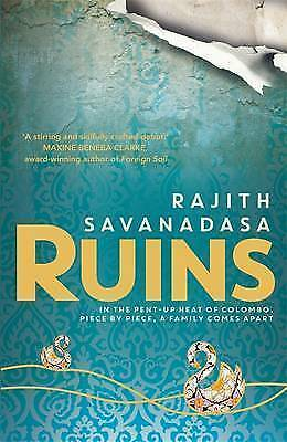 1 of 1 - Ruins by Rajith Savanadasa (Paperback, 2016) As New condition