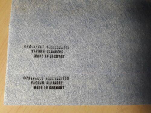 Abluft und Motor Filter 19x9 für Miele Staubsauger Bodenstaubsauger 8-Stück