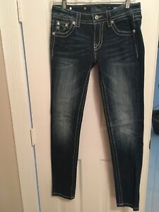 own Me Miss Skinny Color Size Pre Jeans afflitto 27 ZwHRBqqd