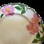 miniature 2 - Franciscan-Desert-Rose-10-5-8-Dinner-Plate-Made-In-USA-TV-Logo