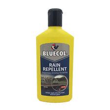 Bluecol Rain Water Repellent Glass Treatment Improves Windscreen Visibility