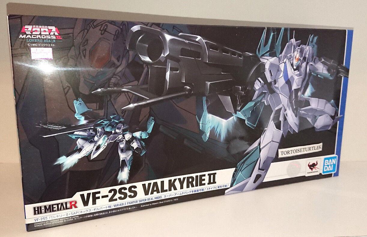 Haut-Metal R Macross VF-2SS VALKYRIE II SAP NEXX Gilbert Action Figure